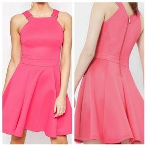 Ted Baker London Jaime Pink Dress